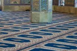 سجاده فرش مسجد و حسینیّه